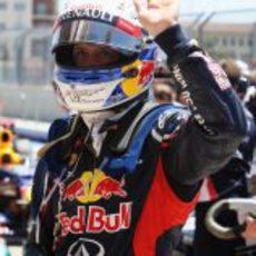 'Pole position' para Sebastian Vettel en el GP de Europa 2012