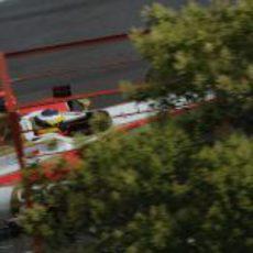 Pedro de la Rosa completa la clasificación del GP de Europa 2012
