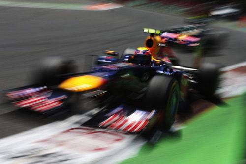 Mark Webber hizo una gran remontada en Valencia