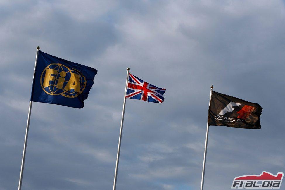 La Fórmula 1 llega a Gran Bretaña en 2012
