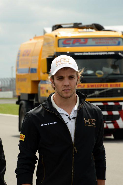 Dani Clos rodará en Silverstone este fin de semana