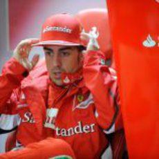 La gorra de Alonso