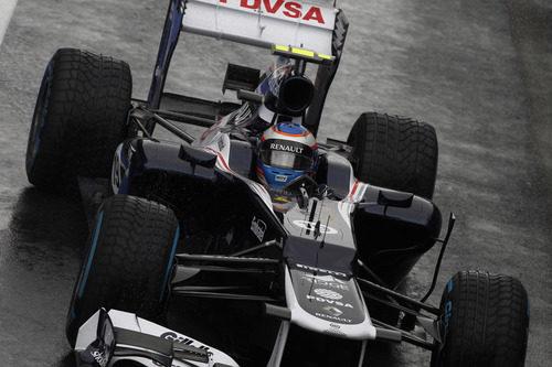 Valtteri Bottas destaca en el Gran Premio de Gran Bretaña