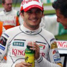 Gran Premio de Malasia 2009: Carrera