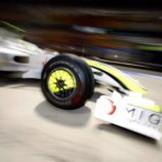 La rapidez de Rubens Barrichello