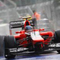 Charles Pic debuta en Silverstone en Fórmula 1