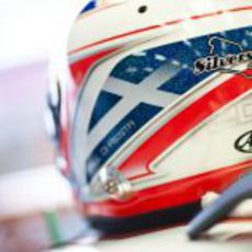 Modelo renovado de casco para Paul di Resta