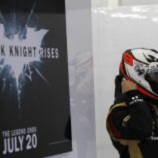 Kimi Räikkönen, el 'oscuro' hombre de hielo