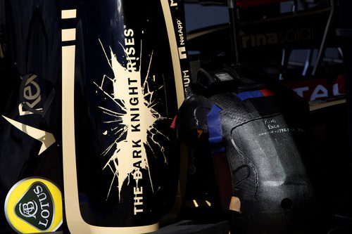 Fórmula 1 a lo Christopher Nolan