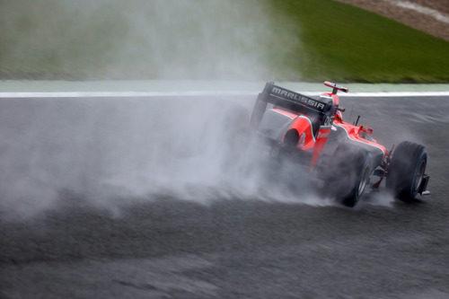Timo Glock vuelve a competir en Gran Bretaña
