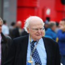 Profesor Eric Sidney Watkins en Silverstone