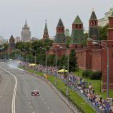 Moscú y Fórmula 1