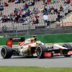 Un nuevo Gran Premio para Pedro de la Rosa