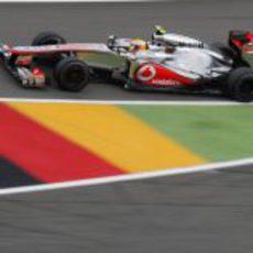 Lewis Hamilton quiere repetir en Alemania