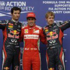 Fernando Alonso, entre toros