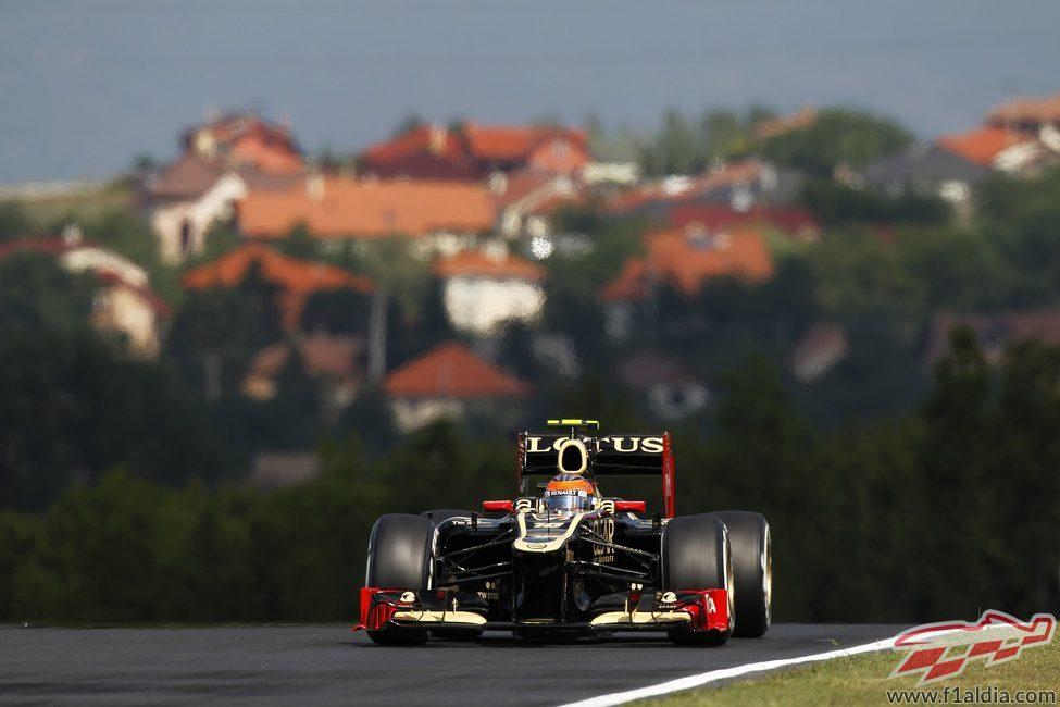 Re: Hilo: Lotus F1 Team