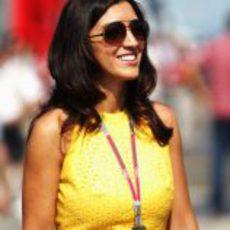 Fabiana Flosi, la pareja de Bernie Ecclestone