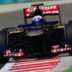 Toro Rosso se vuelve a quedar sin puntos