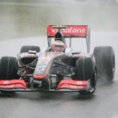 Gran Premio de China 2009: Carrera