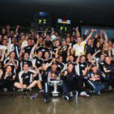 Foto del equipo Red Bull