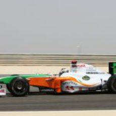 Sutil en Bahréin