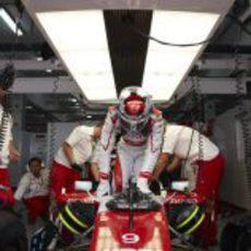 Trulli entra en el Toyota