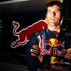 Webber en Bahréin
