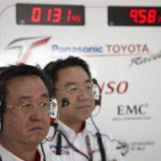 Yamashina y Kinoshita