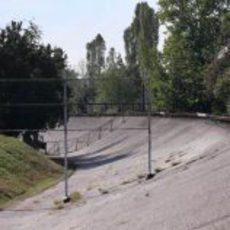 Antiguo óvalo de Monza