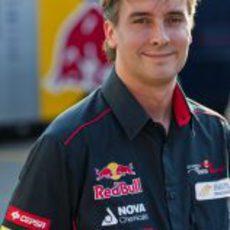 James Key, nuevo director técnico de Toro Rosso