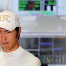 Ma Qing Hua en el GP de Italia 2012