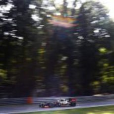 Jérôme D'Ambrosio sustituye a Romain Grosjean en este GP de Italia