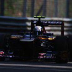 Primer Gran Premio de Italia para Jean-Eric Vergne
