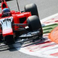Charles Pic conoce Monza