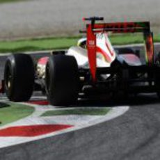 Pedro de la Rosa vuelve a Monza