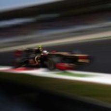 Jérôme D'Ambrosio no pudo pasar a la Q3 en su regreso a la competición