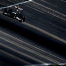 Bruno Senna, camino de Ascari
