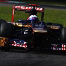 Daniel Ricciardo pasó a la Q2 en Italia
