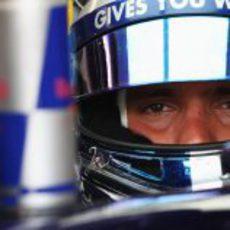 Jean-Eric Vergne, dispuesto a afrontar la clasificación del GP de Italia