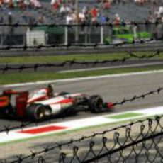 El F112 de Narain Karthikeyan completa la clasificación de Italia