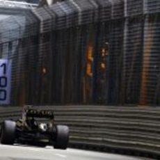 Los muros y Kimi Räikkönen