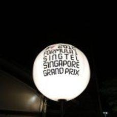 GP de Singapur 2012