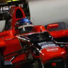 Charles Pic debuta en Singapur en Fórmula 1