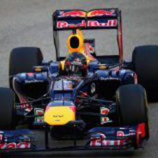 Sebastian Vettel saldrá en la primera posición en Singapur