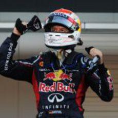 Sebastian Vettel gana el GP de Japón 2012