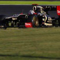 Sexto puesto para Kimi Räikkönen