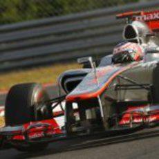 Jenson Button espera tener un buen resultado en Corea