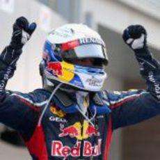 Sebastian Vettel gana el GP de Corea 2012
