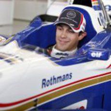 Bruno Senna se quedó con las ganas