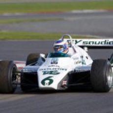 Bottas acumula kilómetros en Silverstone